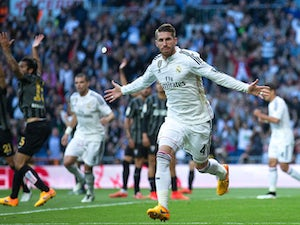 Team News: Three changes for Real Madrid