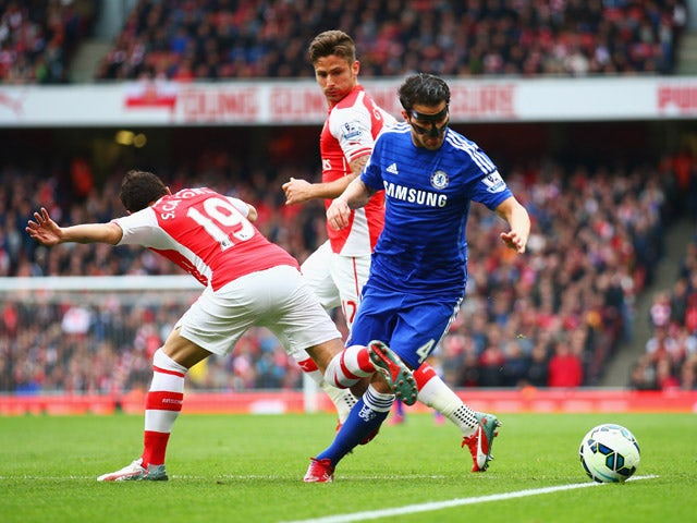 Result: Arsenal, Chelsea play out goalless draw