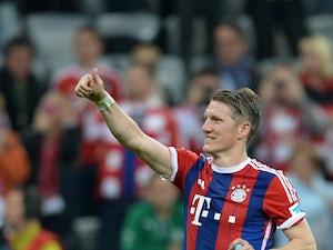 Bayern on cusp of Bundesliga title