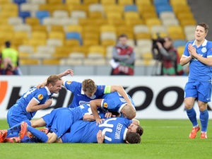 Dnipro sneak into Europa League semi-finals