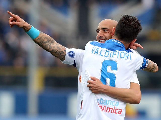 Result: Empoli come from behind to stun Udinese