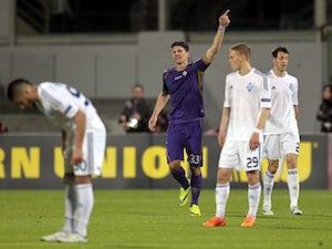 Fiorentina reach Europa League semi-finals