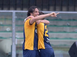 Team News: Luca Toni starts for Hellas Verona