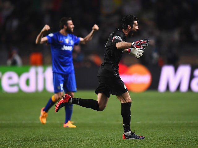 Result: Juventus secure semi-final spot