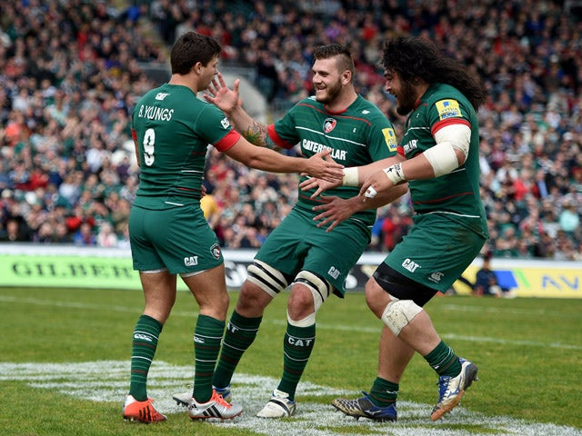Result: Leicester Tigers too strong for Munster