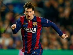 Pfaff: 'Barca over-reliant on Messi'