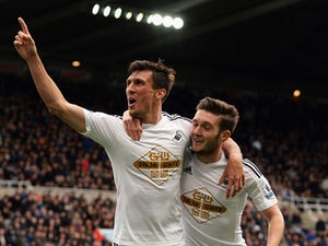 Cork delighted with first Swansea strike