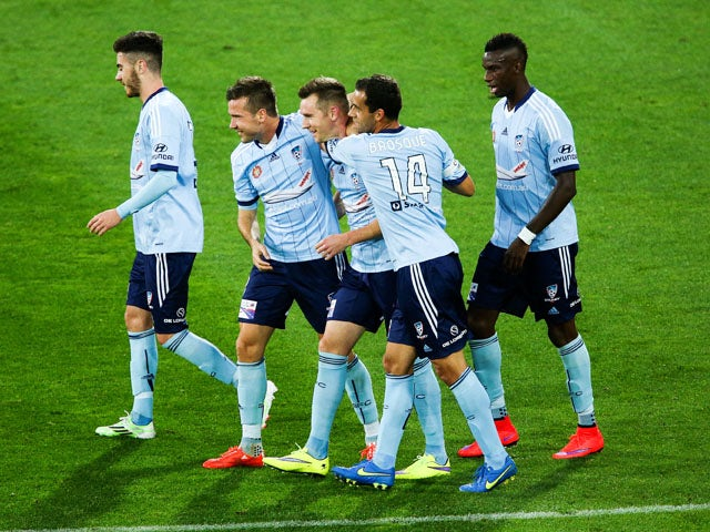 Result: Sydney FC snatch late win in derby