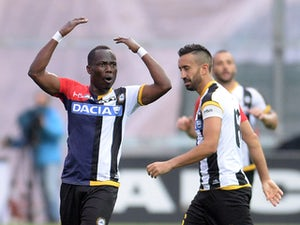Udinese edge out AC Milan