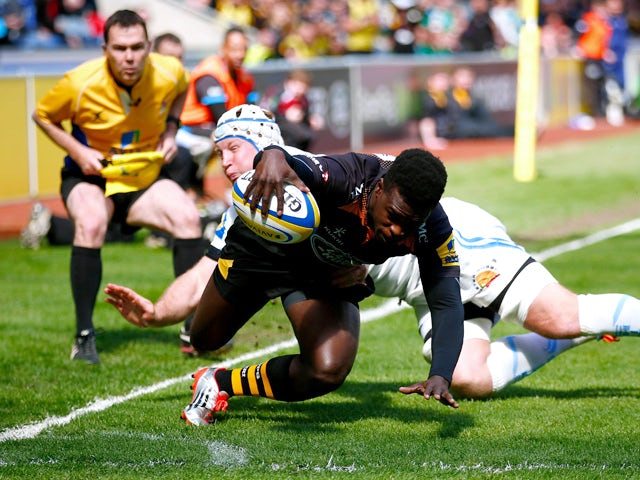 Result: Wasps power past Gloucester Rugby