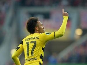 Team News: Aubameyang named up top for Dortmund