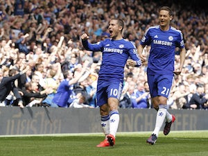 Hazard likely to miss Chelsea finale