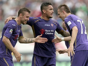Fiorentina hold on to see off Empoli
