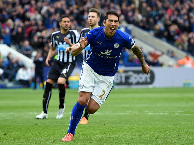 Result: Leicester cruise past nine-man Newcastle