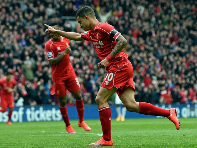 Result: Gerrard scores late winner for Liverpool