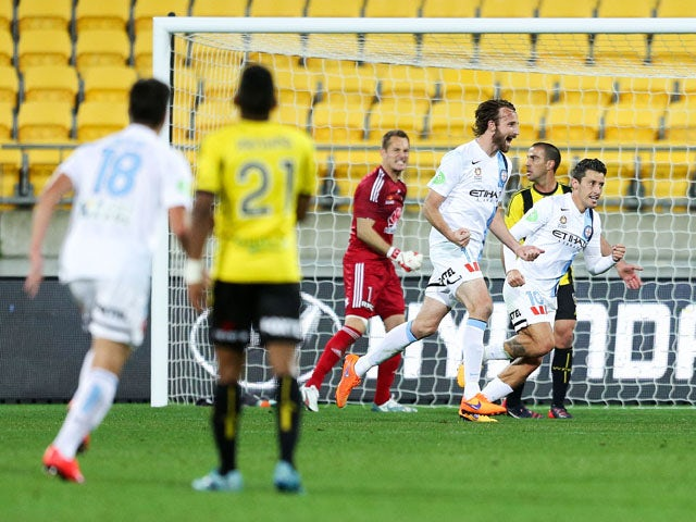 Result: Melbourne claim vital win against Wellington