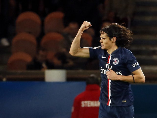 Result: Paris Saint-Germain go three points clear