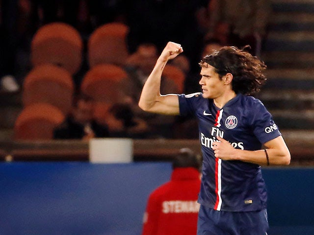 Result: PSG remain on course for Ligue 1 title
