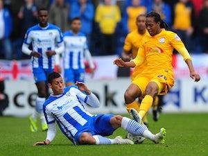 Johnson keeps Preston level with Ipswich