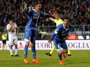 Empoli reject Napoli bid for Saponara