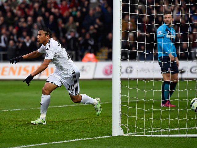 Result: Swansea see off Stoke