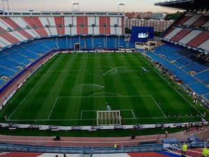 Atletico allow fans to take Calderon seats