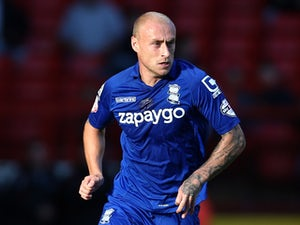 Blues' David Cotterill out for a month