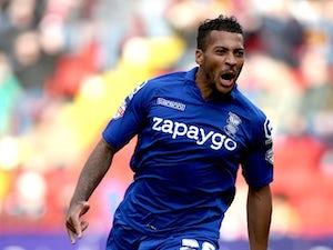 David Davis extends stay at Birmingham