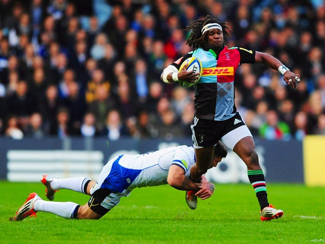 Result: Bath snatch late win at Harlequins