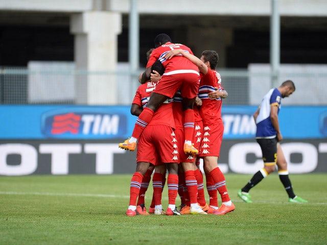 Result: Sampdoria too good for Udinese