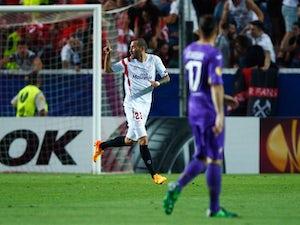 Live Commentary: Sevilla 3-0 Fiorentina - as it happened