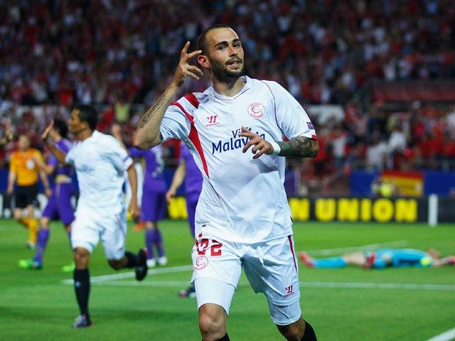 Result: Sevilla cruise past Fiorentina