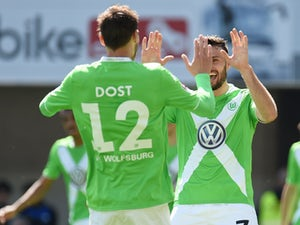 Bas Dost double sinks Paderborn