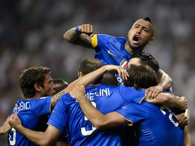 Result: Morata haunts Madrid to send Juve into final