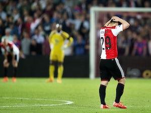 Vitesse pile more misery on winless Feyenoord
