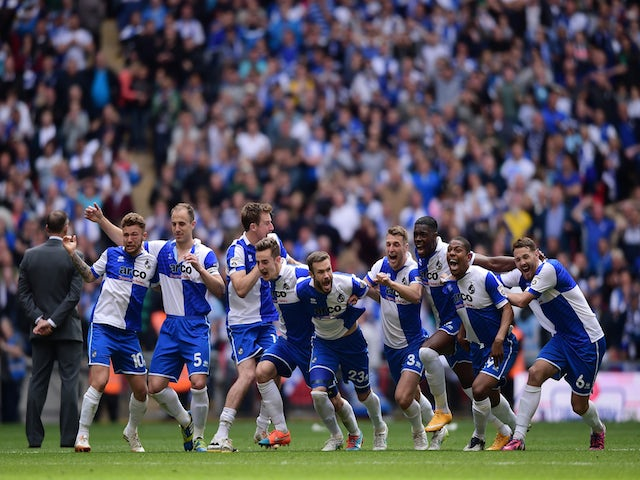 Result: Rovers return to Football League