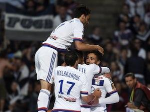 Lyon held by Bordeaux