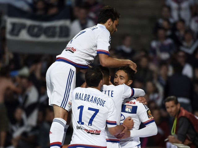 Result: Monaco downed by late Lyon winner