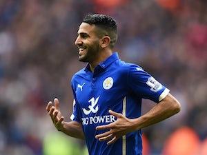 """Mahrez pleased to pass """"tough"""" Villa test"""