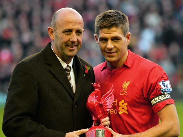 Gerrard names Mc Allister as assistant