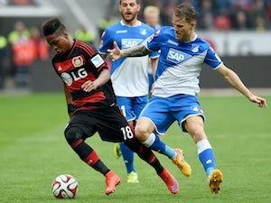 Leverkusen too strong for Hoffenheim