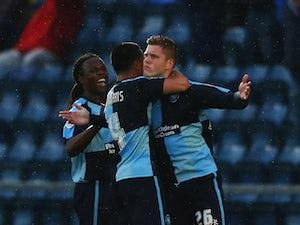 Wycombe reach playoff final