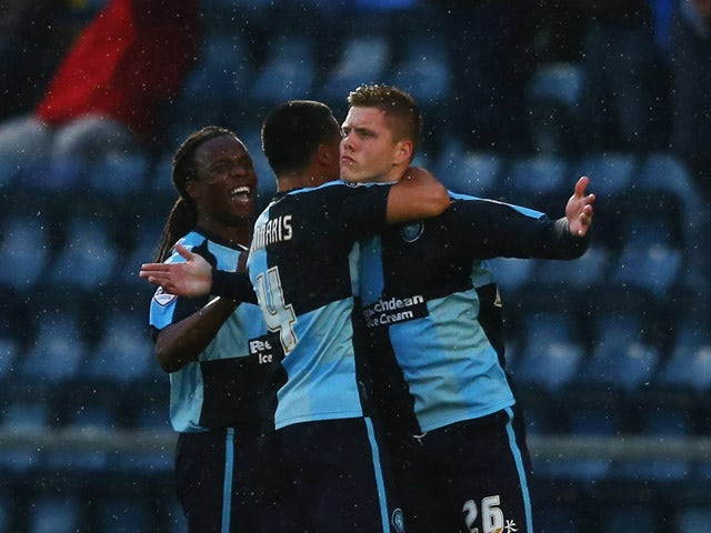 Result: Wycombe reach playoff final