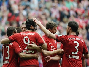 Live Commentary: Bayern Munich 2-0 Mainz 05 - as it happened