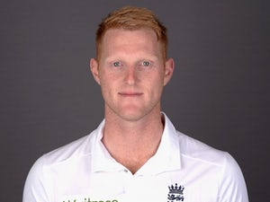 Ben Stokes poses for an England portrait session on May 19, 2015
