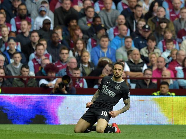 Result: Ings strike enough for Burnley win