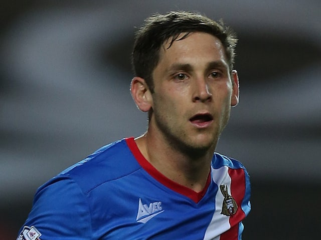 Dean Furman of Doncaster Rovers in action during the Sky Bet League One match between MK Dons and Doncaster Rovers at Stadium mk on April 21, 2015