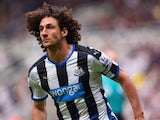 Fabricio Coloccini is in the zone for Newcastle United against West Ham on May 24, 2015