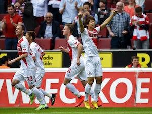 Koln, Wolfsburg draw entertaining game