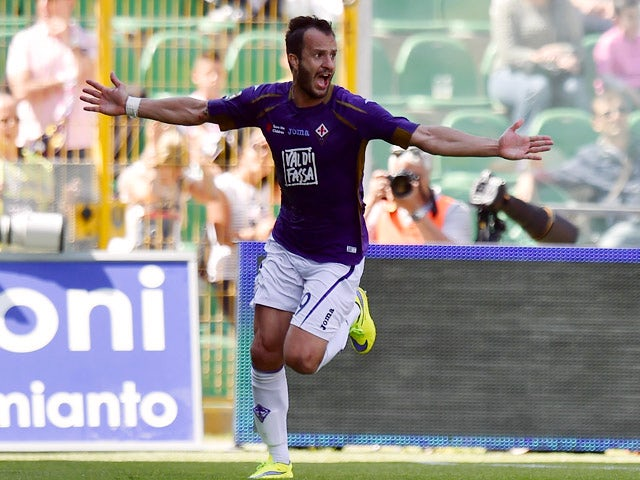 Result: Alonso grabs winner for Fiorentina